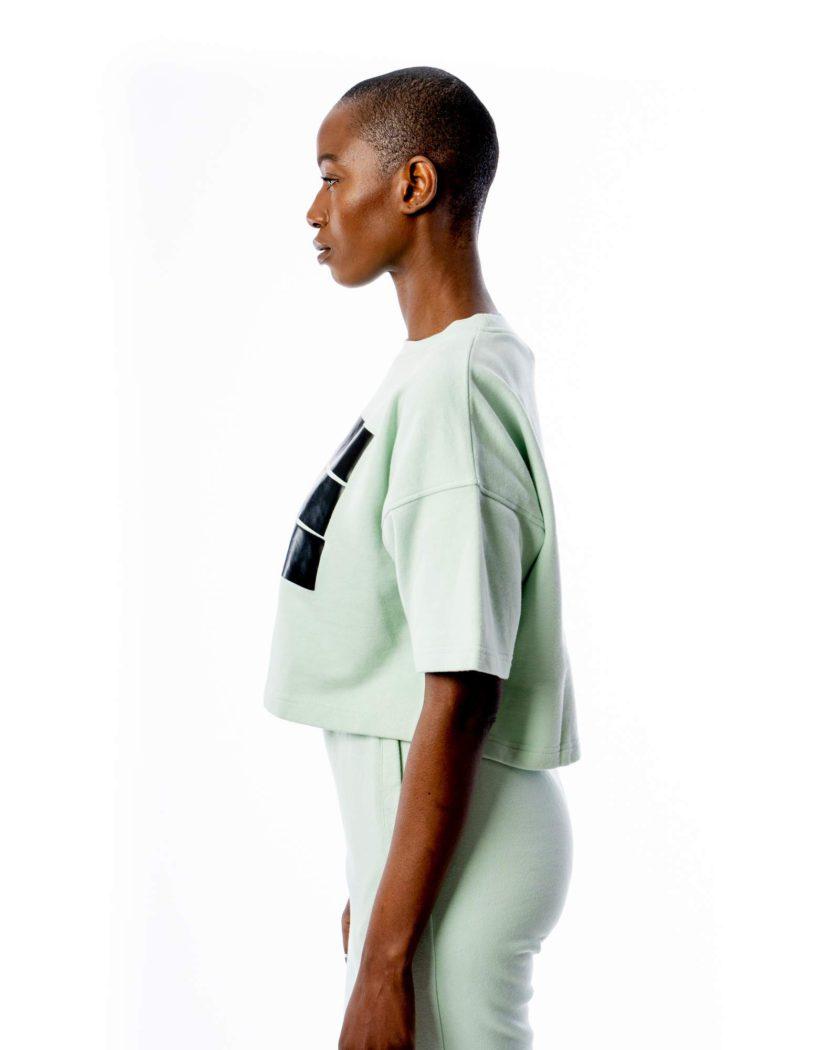 474co Mint Green T-Shirt