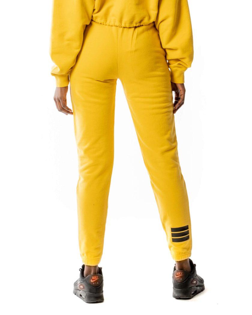 474co Mustard Yellow Bottom